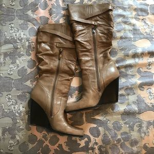 Guess Wedge Boots